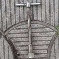Ключ торцевий 13 мм Т-подібний, шестигранний