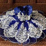 """Нарядное платье на 1-2 годика """"Кружево"""", фото 3"""