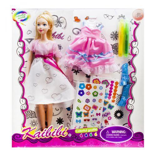 "Кукла ""Kaibibi: Модельер"" (в розовом) BLD170/-1"