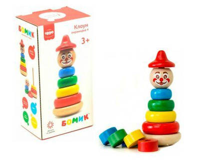 "Клоун ""Пирамидка"" 816"