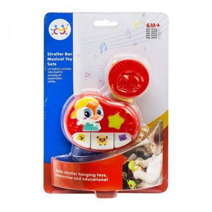 Музыкальная игрушка (красный) 3111ABCDE