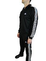 Спортивный костюм адидас,adidas ,три полосы, классика,трикотажный ,размер 50,52,54,56,производство Турция.