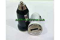 Сетевое зарядное устройство Blackcurrant от прикуривателя, 12V, 1 USB, Автомобильное зарядное устройство