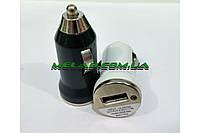 Мережевий зарядний пристрій Blackcurrant від прикурювача, 12V, 1 USB, зарядний пристрій