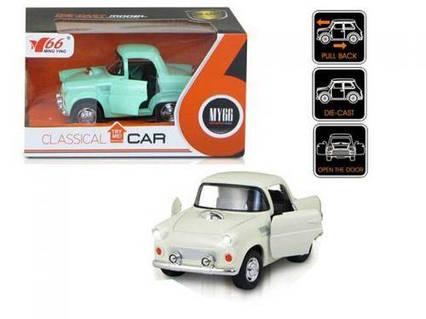 "Машинка металлическая ""Ford Thunderbird Vintage"" (бежевая) MY66-Q1223"