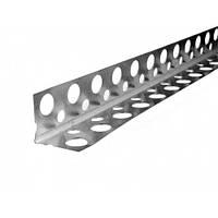 Профиль угловой защитный алюминиевый 2,5м