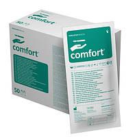 Перчатки Comfort латексные хирургические стерильные припудренные р.6,0