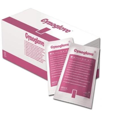 Перчатки GYNOGLOVE латексные хирургические гинекологические стерильные неприпудренные р.6,5