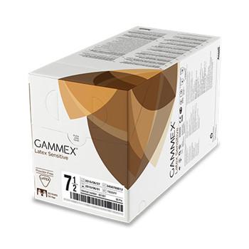 Рукавички GAMMEX Latex Sensitive латексні хірургічні стер. неприпудрені р. 6,5