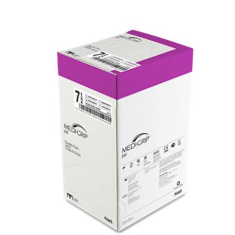 Перчатки Medi-Grip PF латексные хирургические стерильные неприпудренные р.8,0