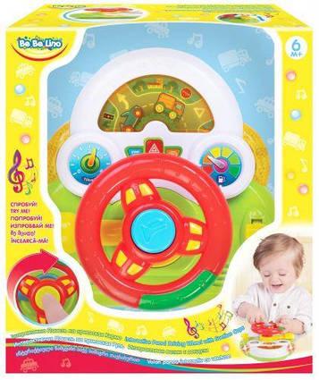 """Интерактивная игрушка """"Руль"""" 58091"""