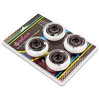 Колеса для роликов (4шт) ZELART SK-4448 70mm 82A 4шт