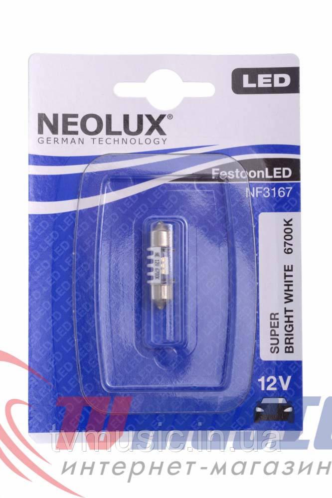 Светодиодная лампа Neolux FestoonLED (NF3167)