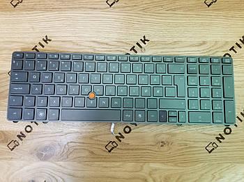 Клавиатура для ноутбука HP 8760W 8770W (TS-01752-001) Б/У