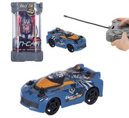 """Машинка на радиоуправлении """"Tin Car"""" (синяя) YW253102"""