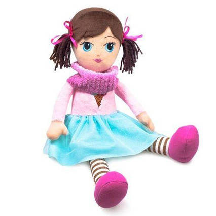 Мягкая кукла «София» KUKL1