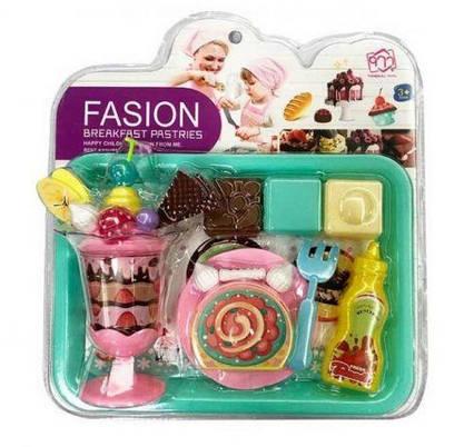 """Набор продуктов """"Fasion Breakfast Pastries"""" 11 элементов D977-32"""