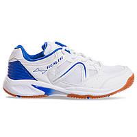 Кроссовки теннисные Health 2016 размер 37-45 белый-синий