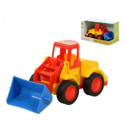 """Пластиковая игрушка """"Погрузчик"""" 37619"""