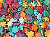 Посыпки кондитерские — Полевые цветы разноцветные