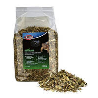 Trixie (Трикси) Grasses and Meadow Herbs for Tortoises Травяная смесь для черепах 300 г