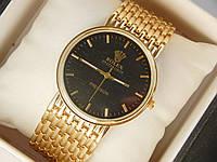 Мужские (Женские) кварцевые наручные часы Rolex на металлическом ремешке, фото 1