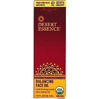 Desert Essence, Balancing Face Oil, .96 fl oz (28.3 ml)