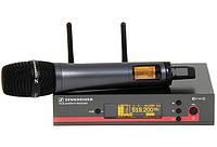 Радіосистема на 2 мікрофони Sennheiser G-3 чорні, від батарейок, 42 МГц, Навушники з мікрофоном, Мікрофон