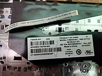 Клавиатура для ноутбука HP 745 750 755 g1 g2 840 845 (736658-001), фото 2