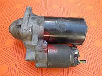 Стартер б/у для Fiat Doblo 1.6 бензин/инжектор. Bosch (Бош) Valeo (Валео) на Фиат Добло.