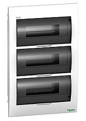 Щит встраиваемый 36 модулей прозрачная дверь Easy9 EZ9E312S2F (Schneider Electric)
