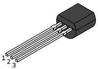 Транзистор 2N7000BU  TO-92