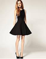 Платье круживо+шифон