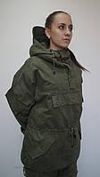 Анорак замша, Костюм ветрозащитный водонепроницаемый, фото 1