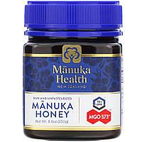 Эконом-доставка Manuka Health, Мед мануки, MGO 573+, 250 г