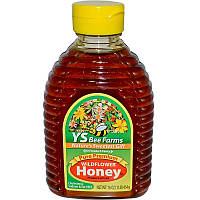 Y. S. Eco Bee Farms, Чистий польовий мед преміум-класу, 454 г (16 унцій)