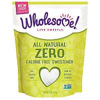 Wholesome , Повністю натуральний не містить калорій підсолоджувач, 340 г (12 унцій)