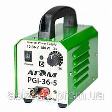 Блок питания подогревателя газа АТОМ PGI-36-5