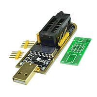 USB программатор для микросхем SPI flash, EEPROM