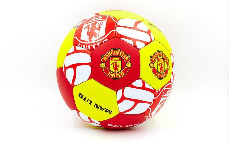 Мяч футбольный №5 Гриппи 5сл. MANCHESTER FB-0047-106 (№5, 5 сл., сшит вручную)