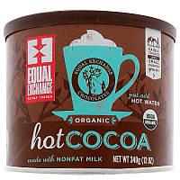 Equal Exchange, Органическое горячее какао, 12 унц. (340 г)