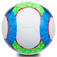 Мяч футбольный №5 PU ламин. Клееный EURO 2020 AC5998 (№5)