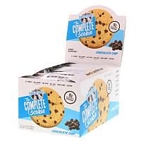 Lenny & Larry's, Печенья Complete Cookie с шоколадом, 12 шт., 2 унции (57 г)