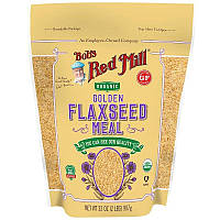 Bob's Red Mill, Organic Golden Flaxseed Meal, 32 oz (907 g)