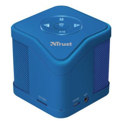 Акустическая система Trust Muzo Blue (21702)