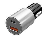 Портативное автомобильное зарядное устройство USB