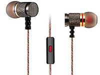 Наушники QKZ KZ ED2 / EDR1 с микрофоном