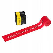 Стрічка еластична для флосингу 4FIZJO Floss Band 208 x 5 см 2 шт 4FJ0137, фото 3