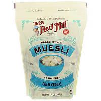 Bob's Red Mill, Muesli, Paleo Style, Gluten Free, 14 oz (397 g)