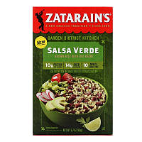 Zatarain's, Garden District Kitchen, Salsa Verde, 5.7 oz (161 g)